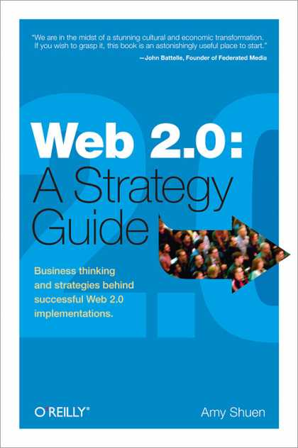 O'Reilly Books - Web 2.0: A Strategy Guide