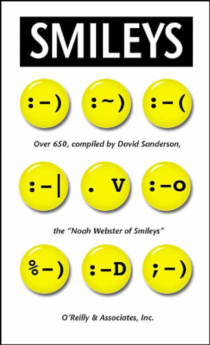 O'Reilly Books - Smileys