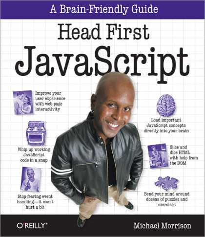 O'Reilly Books - Head First JavaScript