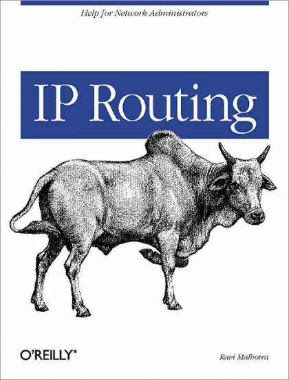 O'Reilly Books - IP Routing