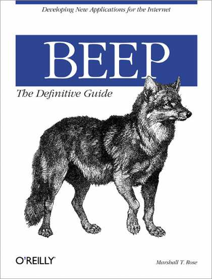 O'Reilly Books - BEEP: The Definitive Guide
