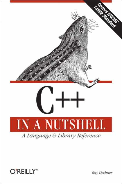 O'Reilly Books - C++ In a Nutshell