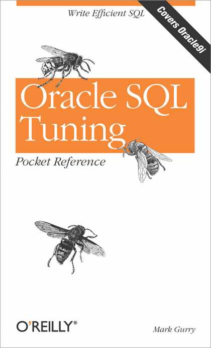 O'Reilly Books - Oracle SQL Tuning Pocket Reference