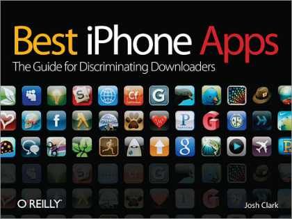 O'Reilly Books - Best iPhone Apps
