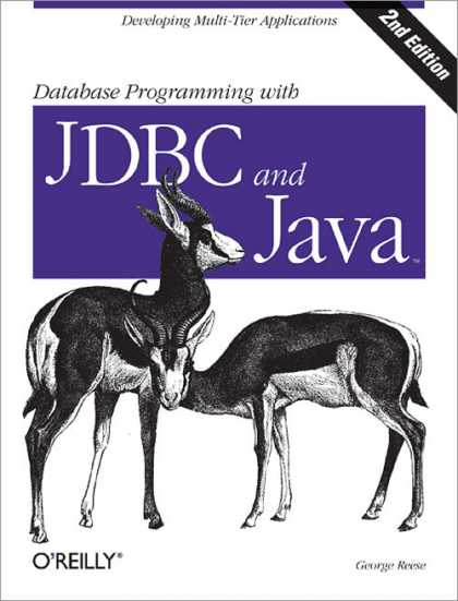 O'Reilly Books - Database Programming with JDBC & Java, Second Edition