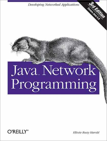 O'Reilly Books - Java Network Programming, Third Edition