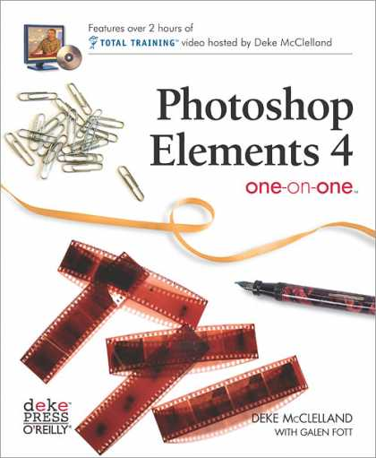 O'Reilly Books - Photoshop Elements 4 One-on-One