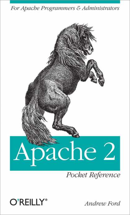 O'Reilly Books - Apache 2 Pocket Reference