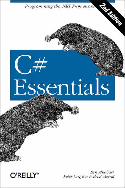 O'Reilly Books - C# Essentials, Second Edition