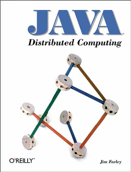 O'Reilly Books - Java Distributed Computing