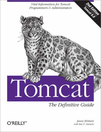 O'Reilly Books - Tomcat: The Definitive Guide, Second Edition