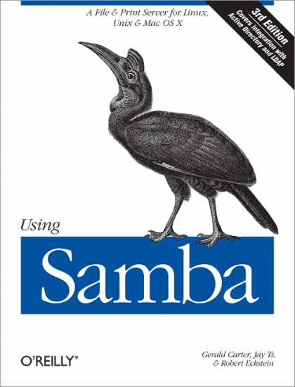 O'Reilly Books - Using Samba, Third Edition
