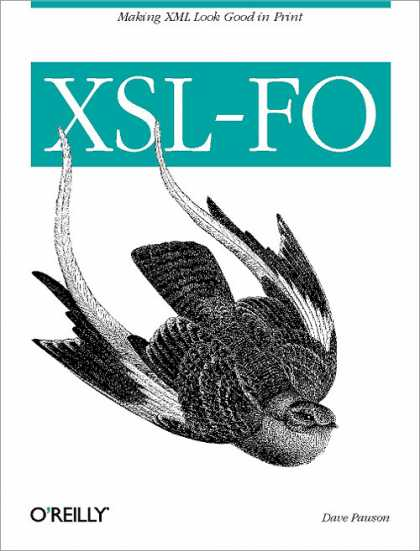 O'Reilly Books - XSL-FO