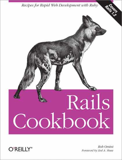 O'Reilly Books - Rails Cookbook