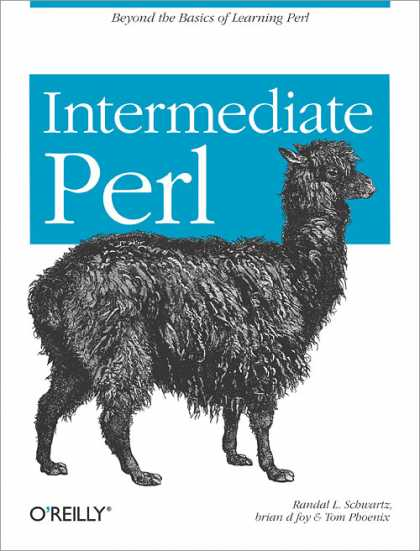 O'Reilly Books - Intermediate Perl