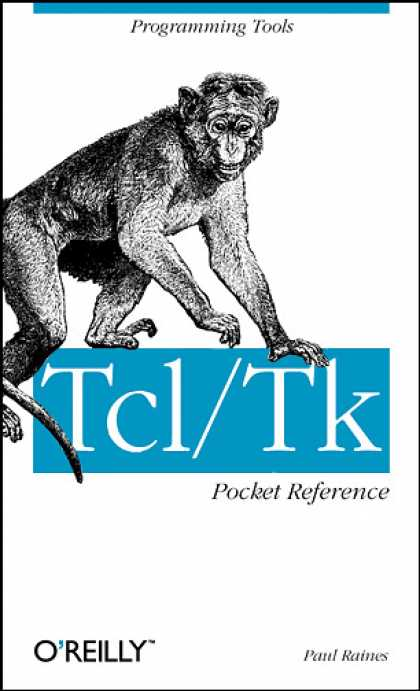 O'Reilly Books - Tcl/Tk Pocket Reference
