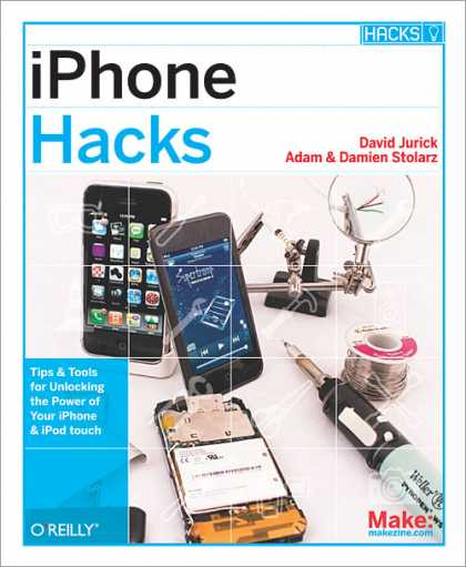 O'Reilly Books - iPhone Hacks