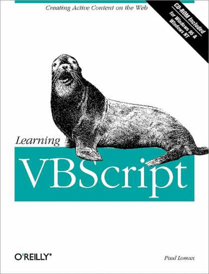 O'Reilly Books - Learning VBScript