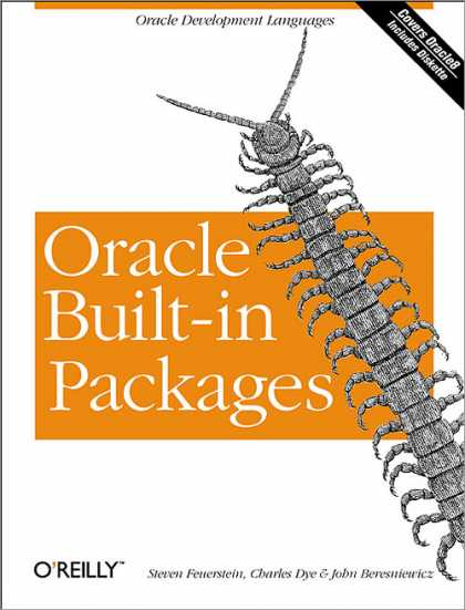 O'Reilly Books - Oracle Built-in Packages