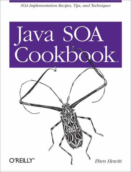 O'Reilly Books - Java SOA Cookbook