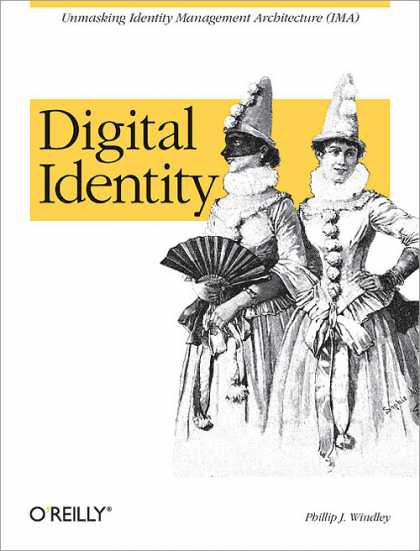 O'Reilly Books - Digital Identity
