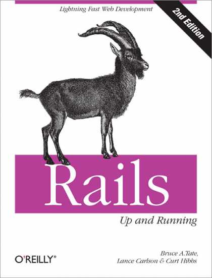 O'Reilly Books - Rails: Up and Running, Second Edition