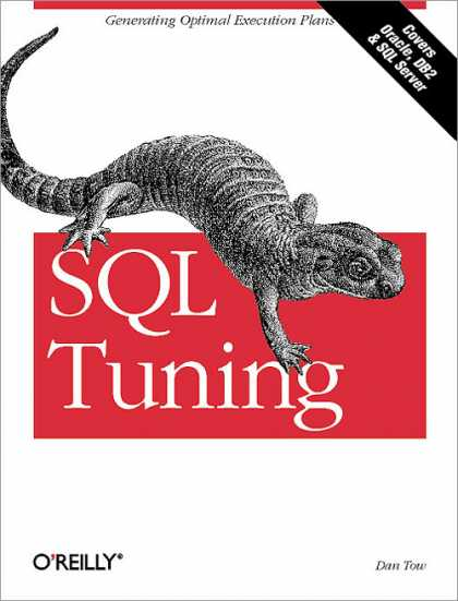O'Reilly Books - SQL Tuning