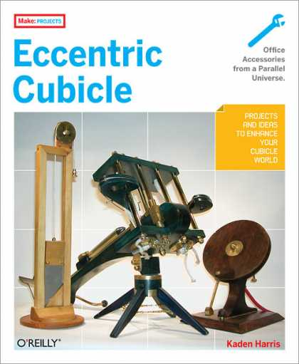 O'Reilly Books - Eccentric Cubicle