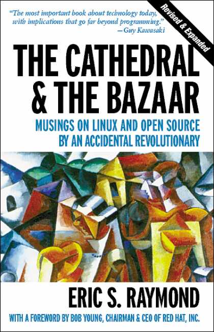O'Reilly Books - The Cathedral & the Bazaar