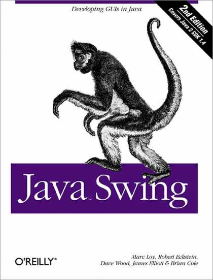 O'Reilly Books - Java Swing, Second Edition
