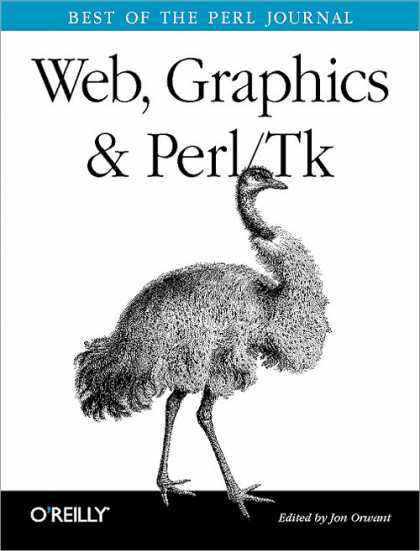 O'Reilly Books - Web, Graphics & Perl/Tk Programming