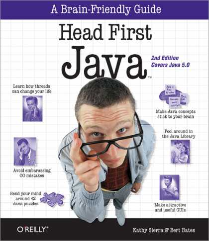O'Reilly Books - Head First Java, Second Edition