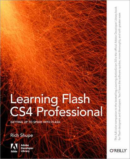 O'Reilly Books - Learning Flash CS4 Professional
