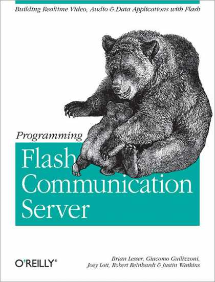 O'Reilly Books - Programming Flash Communication Server