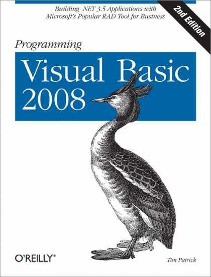 O'Reilly Books - Programming Visual Basic 2008