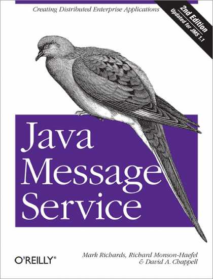 O'Reilly Books - Java Message Service, Second Edition
