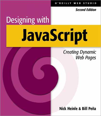 O'Reilly Books - Designing with JavaScript, Second Edition