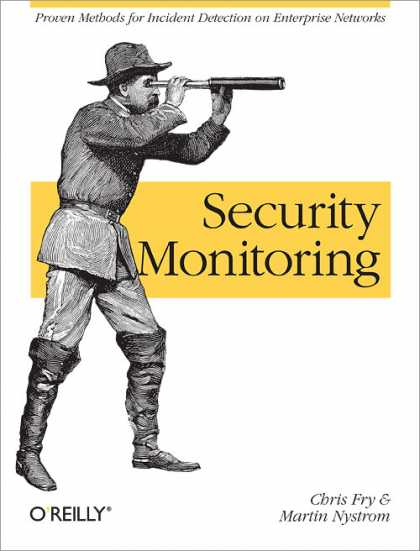 O'Reilly Books - Security Monitoring