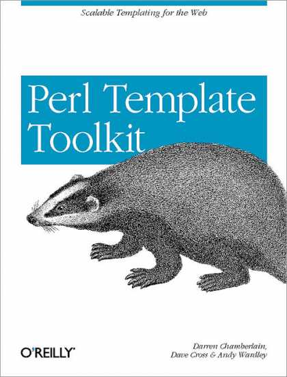O'Reilly Books - Perl Template Toolkit