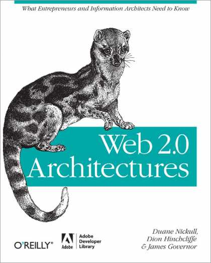 O'Reilly Books - Web 2.0 Architectures