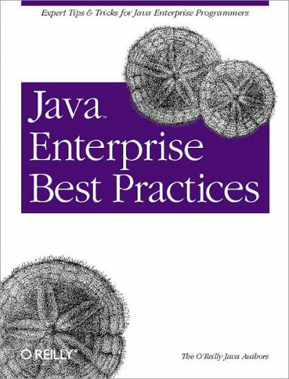 O'Reilly Books - Java Enterprise Best Practices