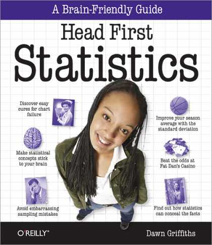 O'Reilly Books - Head First Statistics