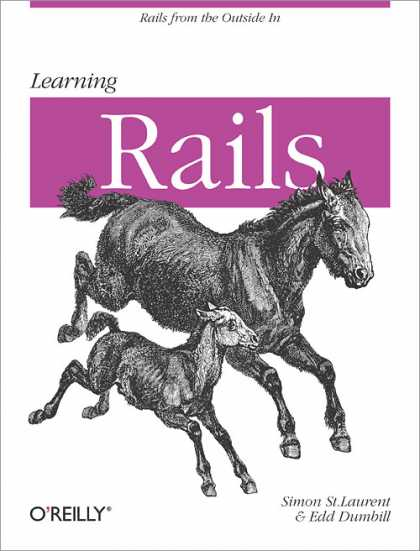 O'Reilly Books - Learning Rails