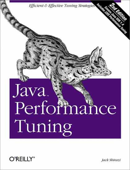 O'Reilly Books - Java Performance Tuning, Second Edition