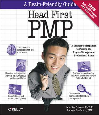 O'Reilly Books - Head First PMP