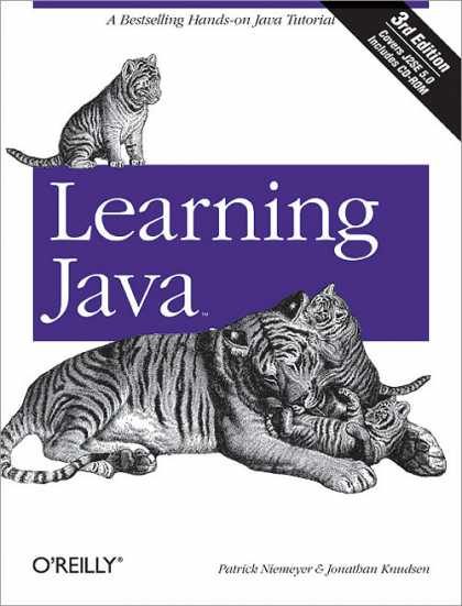 O'Reilly Books - Learning Java, Third Edition