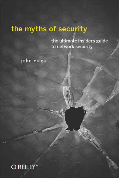 O'Reilly Books - The Myths of Security