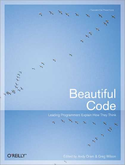 O'Reilly Books - Beautiful Code