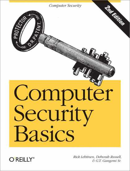 O'Reilly Books - Computer Security Basics, Second Edition