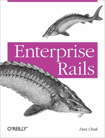 O'Reilly Books - Enterprise Rails